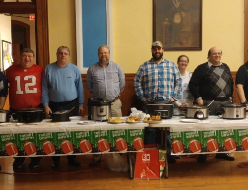 3rd Annual Super Bowl Party & Chili Cook Off